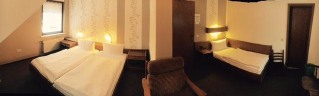 Abbildung: Zimmer im Hotel Northeim
