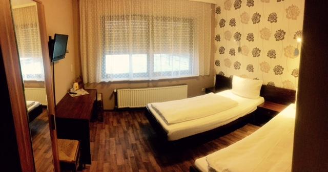 Abbildung: Zweibettzimmer